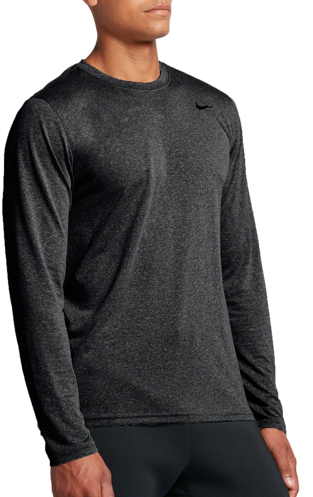 a55cb6a38552 Nike Men's Legend Long Sleeve Shirt. noImageFound. Previous