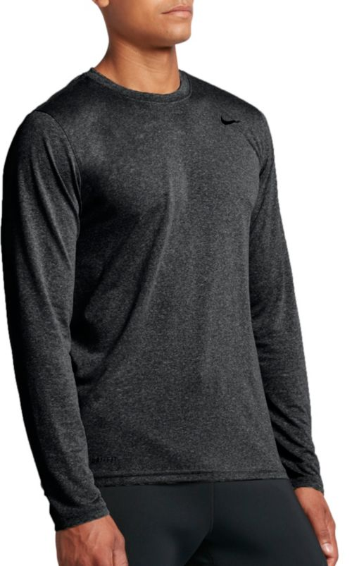 dc86bada5 Nike Men's Legend Long Sleeve Shirt | DICK'S Sporting Goods