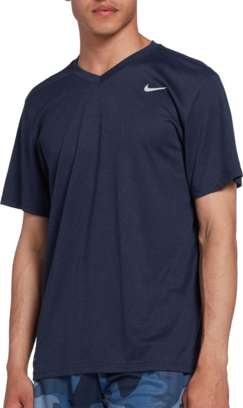 3240b99fb Nike Men's Legend 2.0 V-Neck T-Shirt | DICK'S Sporting Goods