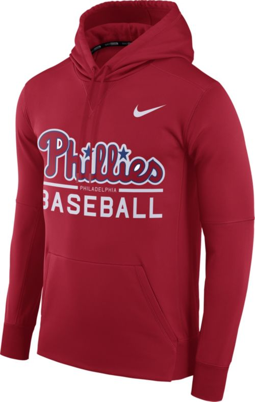 5d4212744 Nike Men's Philadelphia Phillies Dri-FIT Red Therma Pullover Hoodie.  noImageFound. Previous
