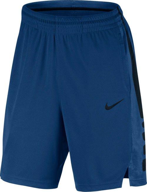 e816ea5ddab7 Nike Men S Elite Stripe Basketball Shorts Dick S Sporting Goods