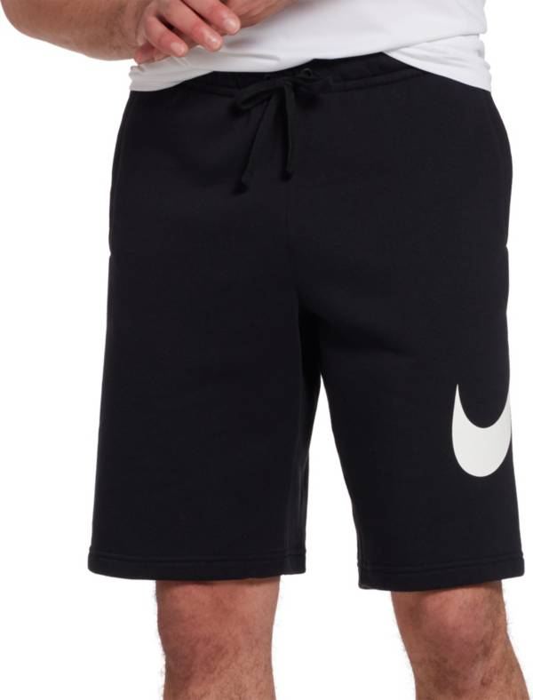 nike fleece shorts 4xl