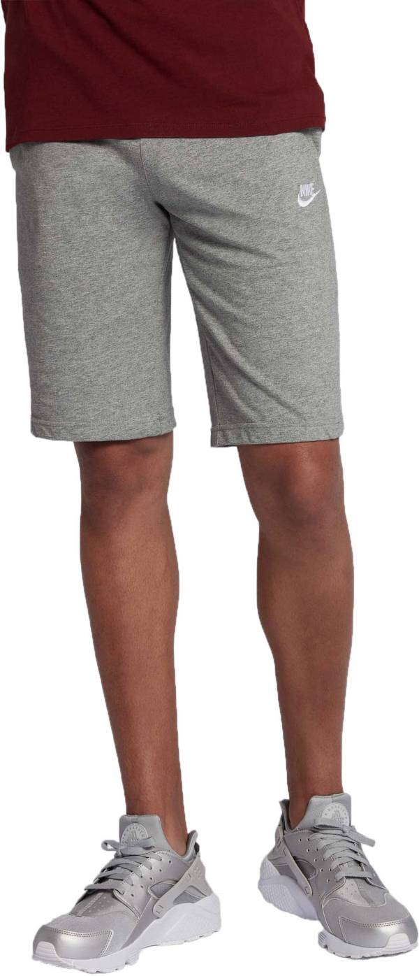 Nike Men's Sportswear Jersey Club Sweatshorts (Regular and Big & Tall) product image