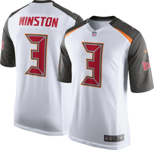 Nike Men's Away Game Jersey Tampa Bay Buccaneers Jameis Winston #3 product image