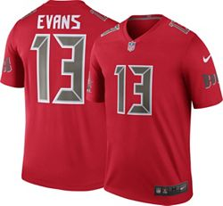 new style d9c3c e7c91 Nike Men's Color Rush Legend Jersey Tampa Bay Buccaneers Mike Evans #13