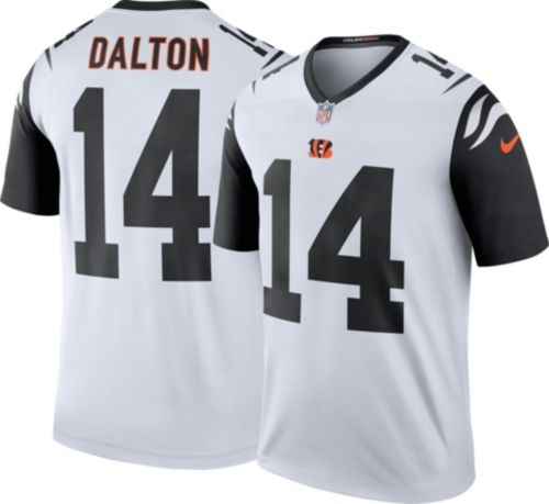 3d3f37e79 Nike Men s Color Rush Cincinnati Bengals Andy Dalton  14 Legend Jersey.  noImageFound. Previous