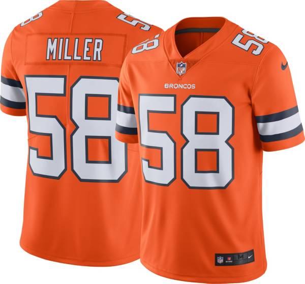 Nike Men's Color Rush Limited Jersey Denver Broncos Von Miller #58 product image