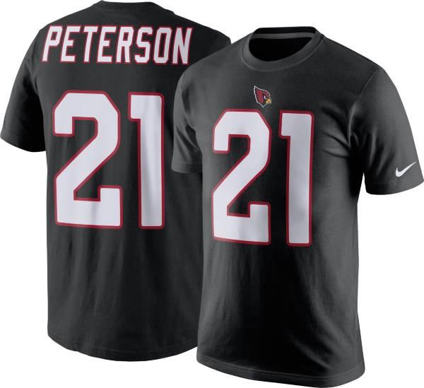 Nike Men's Arizona Cardinals Patrick Peterson #21 Pride Black T-Shirt product image