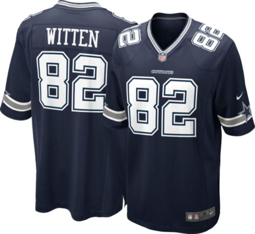 New Nike Men's Game Jersey Dallas Cowboys Jason Witten #82 | DICK'S  supplier