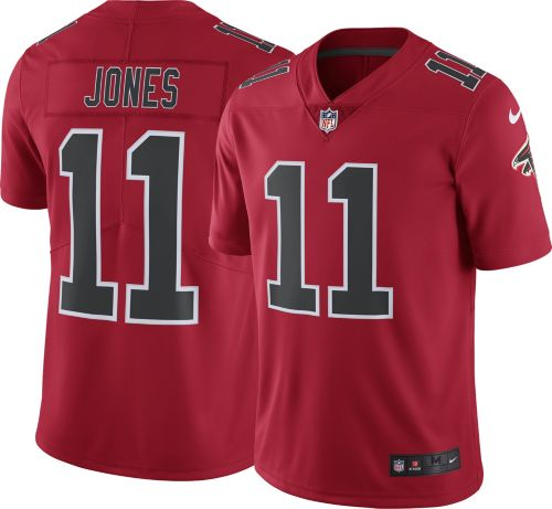 julio jones atlanta falcons youth limited color rush jersey
