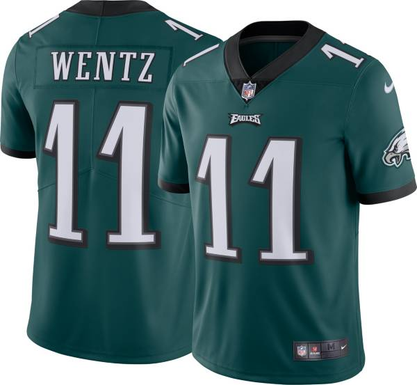Nike Men's Home Limited Jersey Philadelphia Eagles Carson Wentz #11 product image