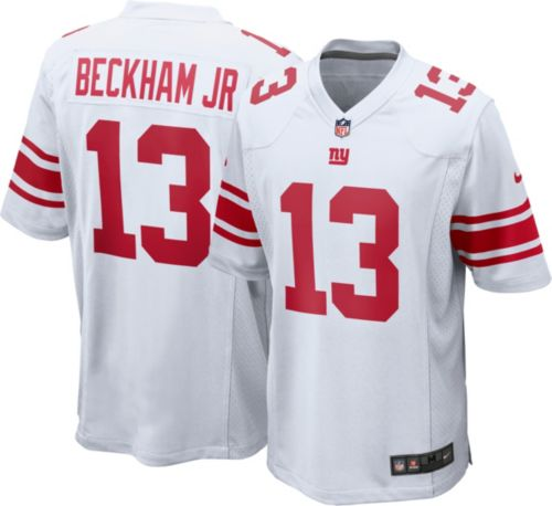 c0d487ca4 Nike Men s Away Game Jersey New York Giants Odell Beckham Jr.  13.  noImageFound. Previous
