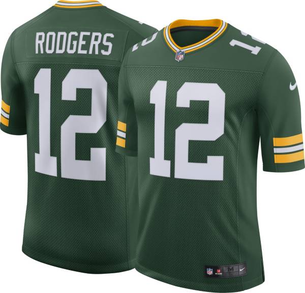 Nike Men's Home Limited Jersey Green Bay Packers Aaron Rodgers #12 product image
