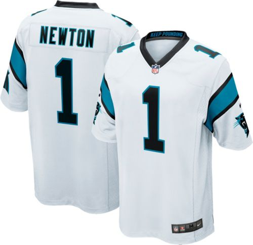Nike Men s Away Game Jersey Carolina Panthers Cam Newton  1. noImageFound.  Previous 573260c9f