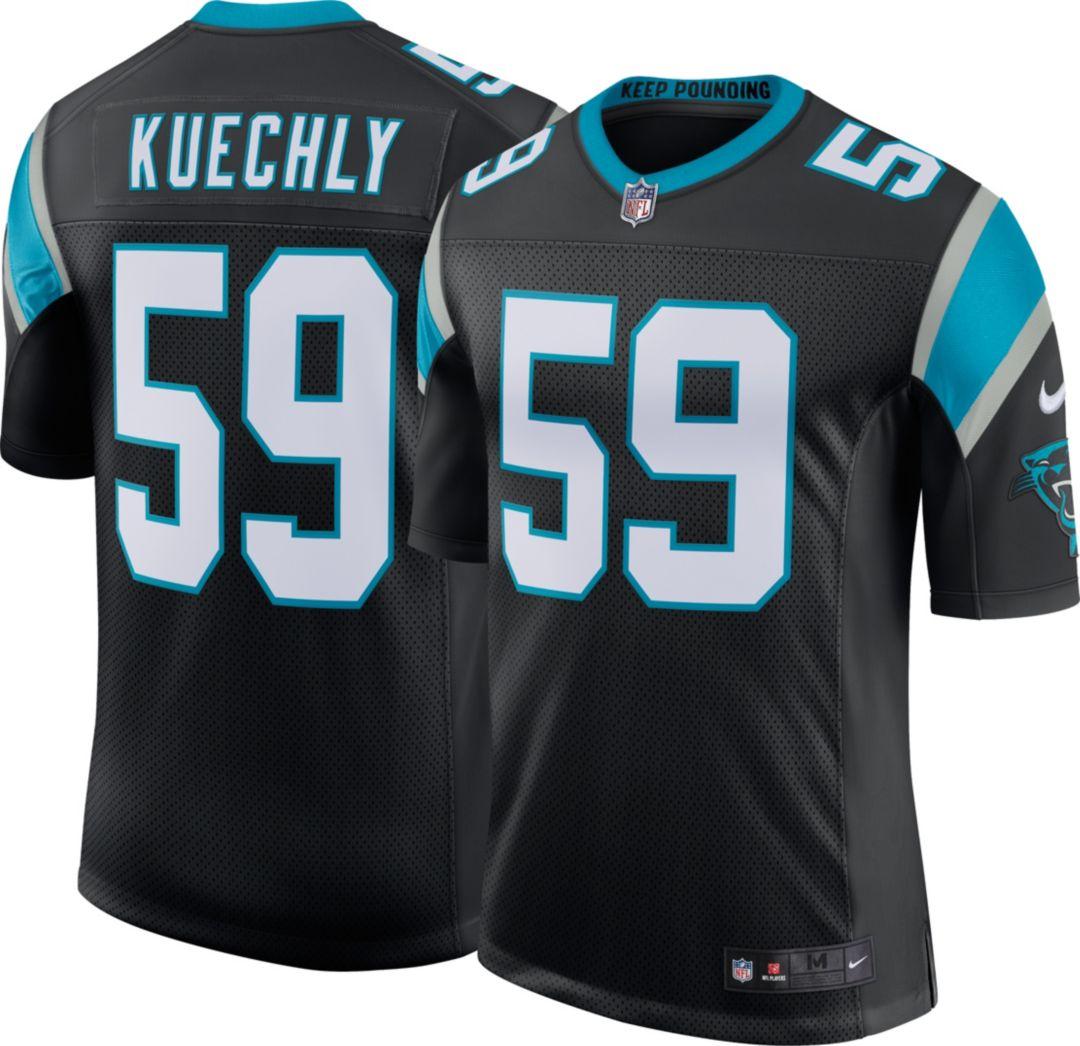 brand new 70755 f2371 Nike Men's Home Limited Jersey Carolina Panthers Luke Kuechly #59