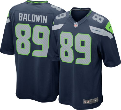 a289b44e9ca Nike Men s Home Game Jersey Seattle Seahawks Doug Baldwin  89.  noImageFound. Previous