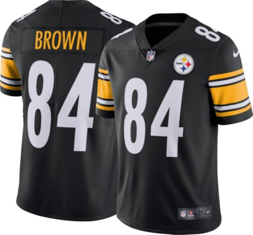 Nike Men s Home Limited Jersey Pittsburgh Steelers Antonio Brown  84 ... 779116ca3