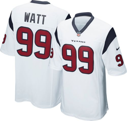 19bf3c32d Nike Men s Away Game Jersey Houston Texans J.J. Watt  99. noImageFound.  Previous