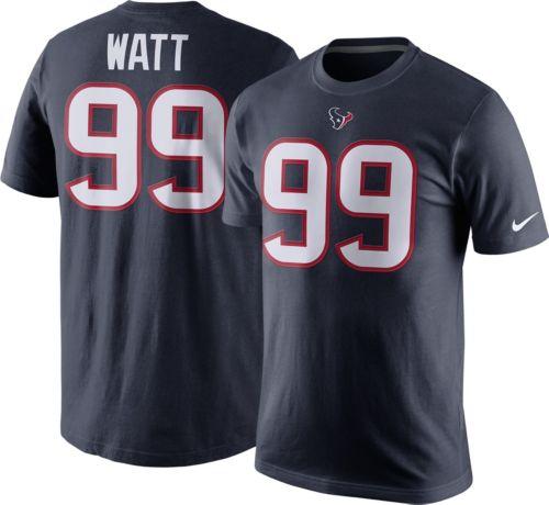 Cheap Nike Men's Houston Texans J.J. Watt #99 Pride Navy T Shirt | DICK'S  free shipping