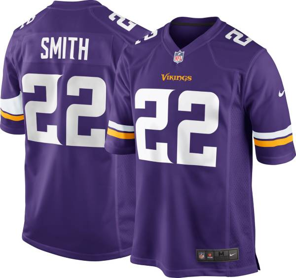 Nike Men's Home Game Jersey Minnesota Vikings Harrison Smith #22 product image