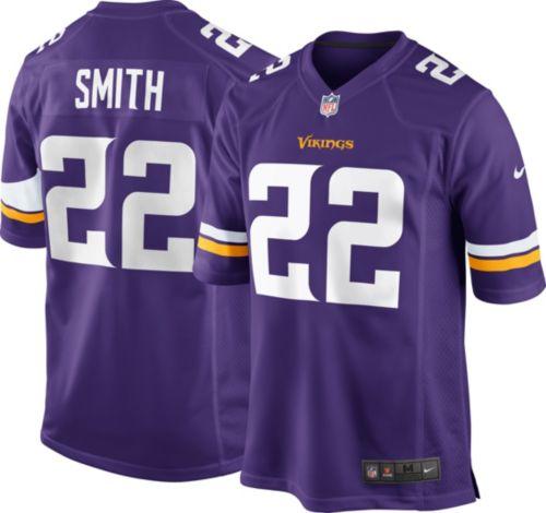 Nike Men s Home Game Jersey Minnesota Vikings Harrison Smith  22 ... 7a0bce005