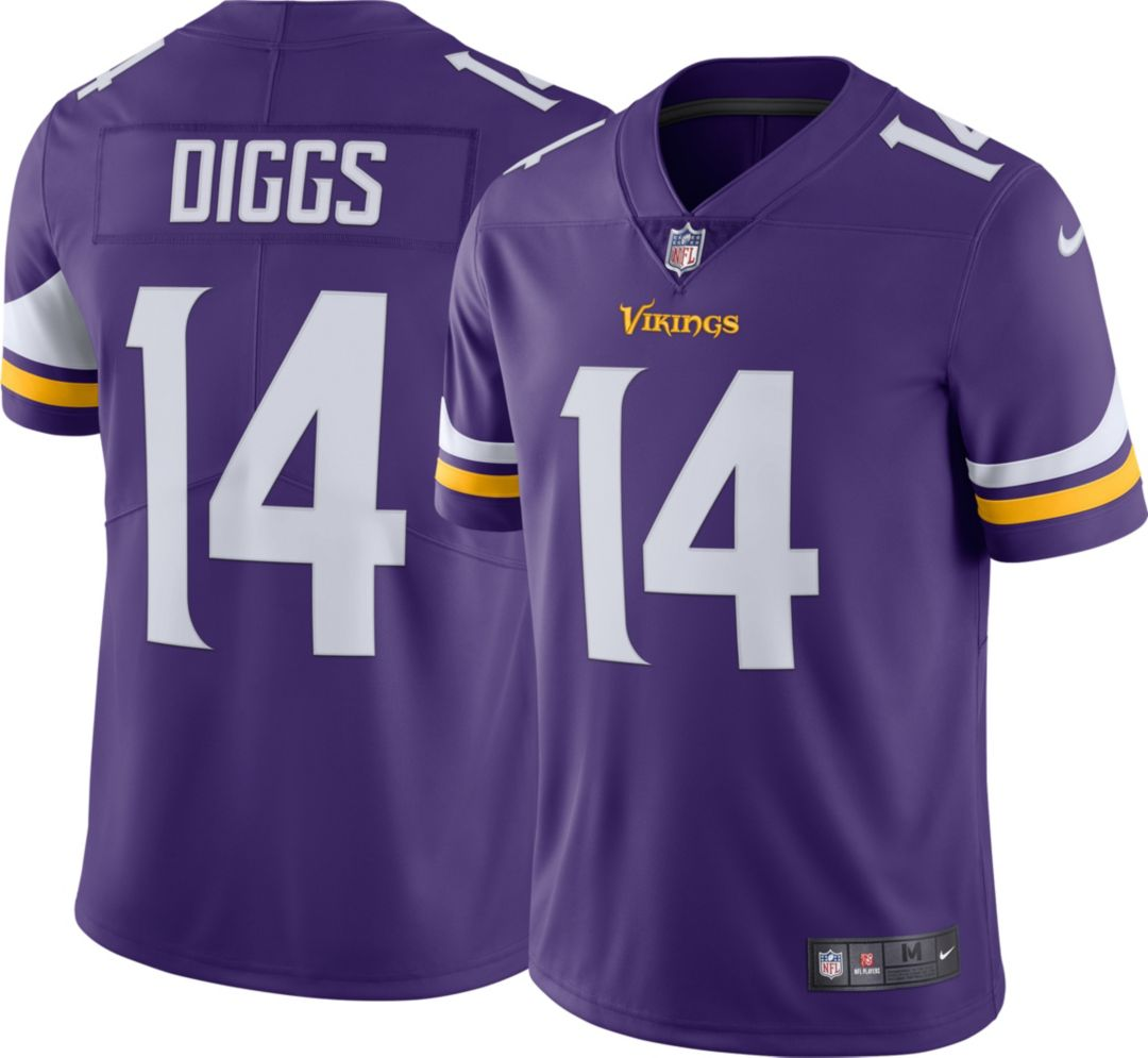 7bcd1c27 Nike Men's Home Limited Jersey Minnesota Vikings Stefon Diggs #14