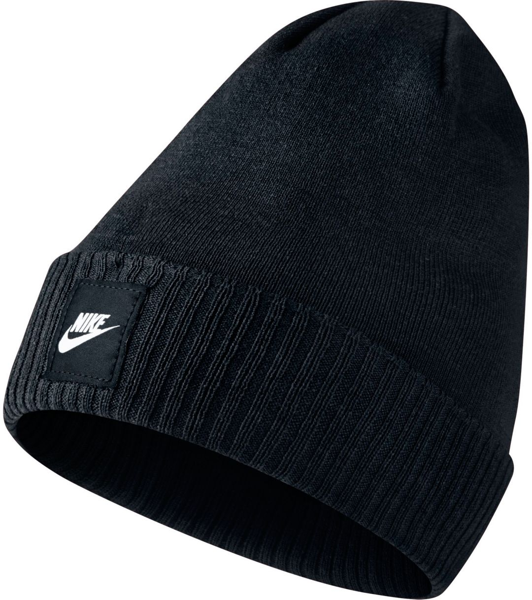 0540e68b5 Nike Men's Futura Knit Beanie