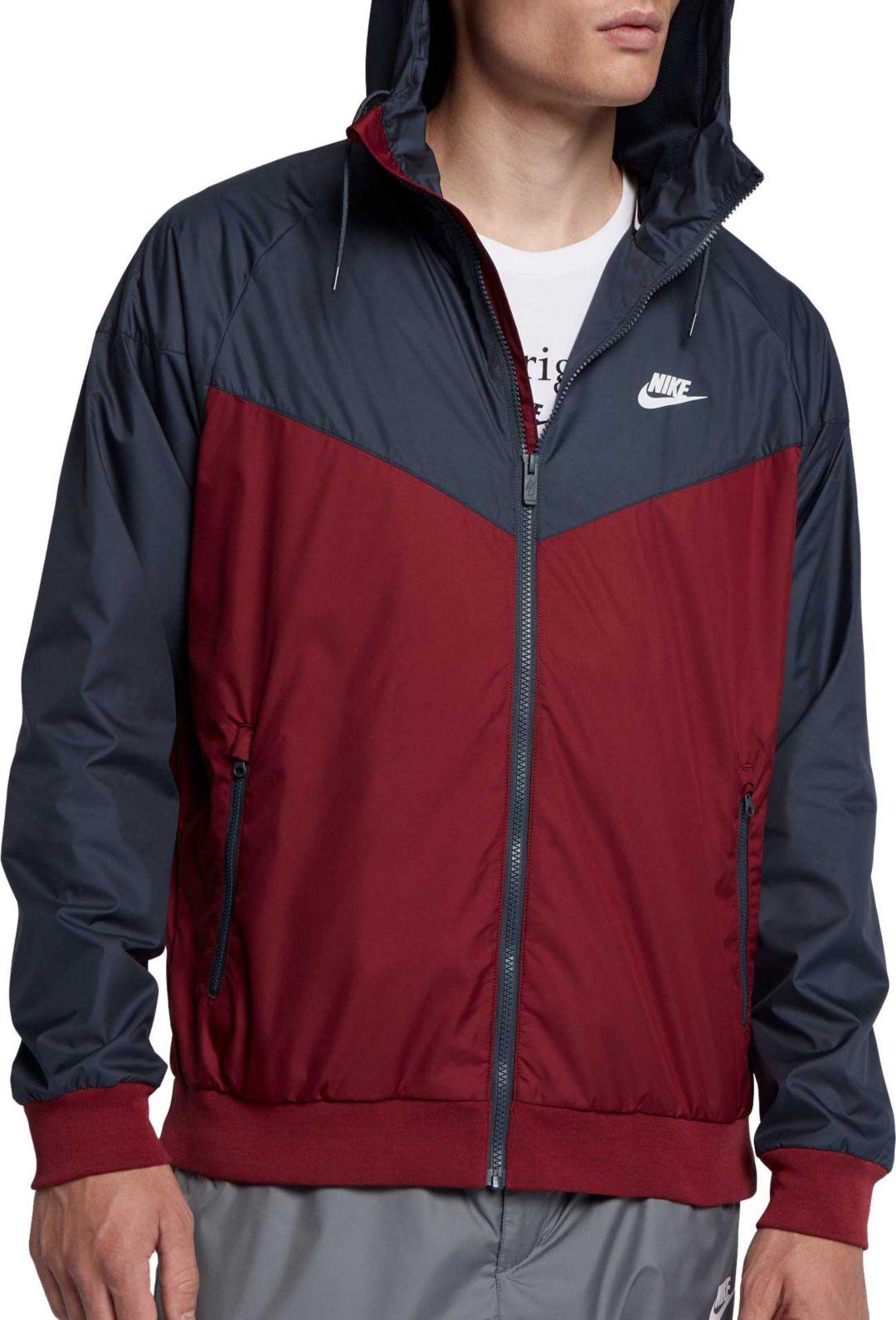 new product 63056 c4210 Nike Men s Windrunner Full Zip Jacket. noImageFound. Previous