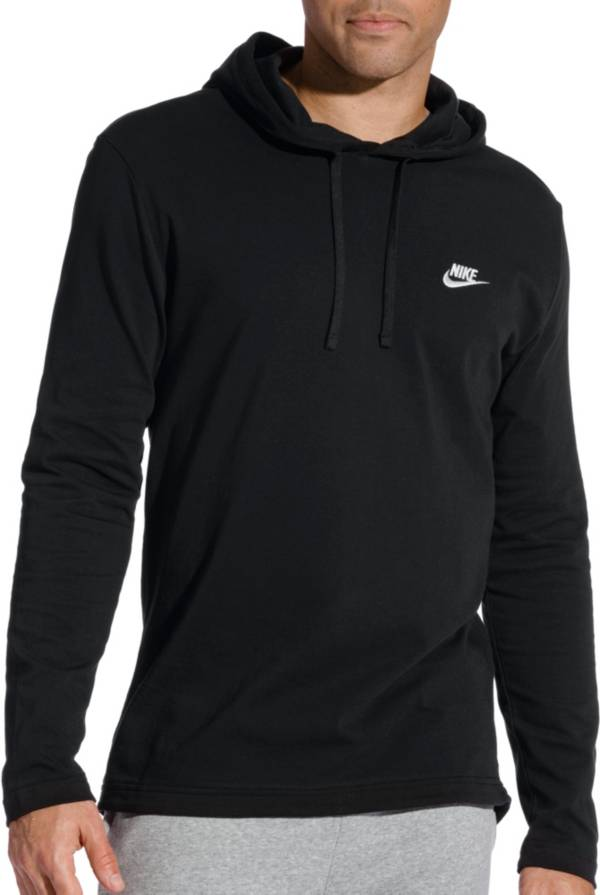 Nike Men's Jersey Lightweight Pullover Hoodie (Regular and Big & Tall) product image