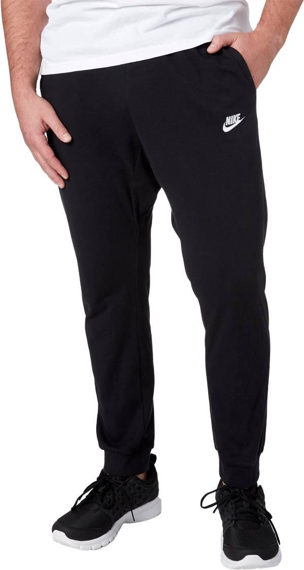 Nike Men's Jersey Lightweight Joggers (Regular and Big & Tall) product image