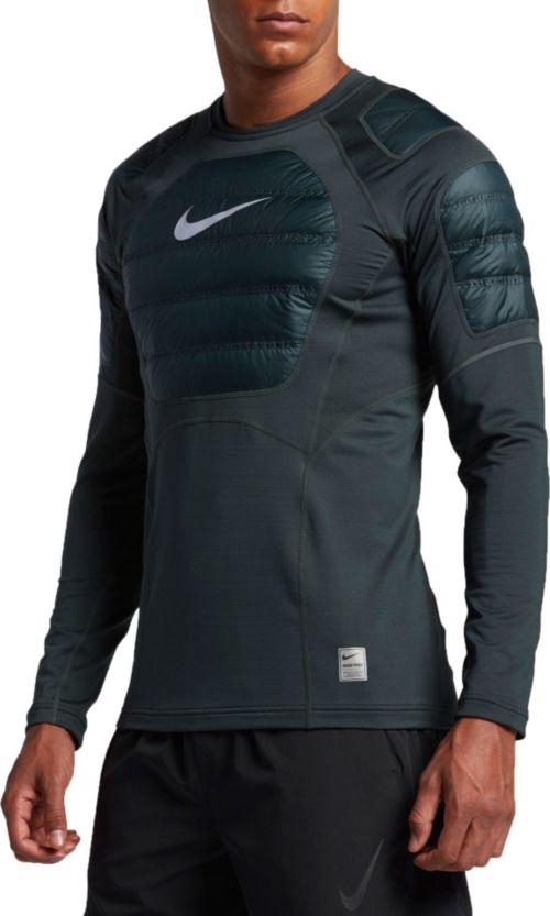 f614407c Nike Men's Pro Aeroloft Long Sleeve Shirt. noImageFound. Previous