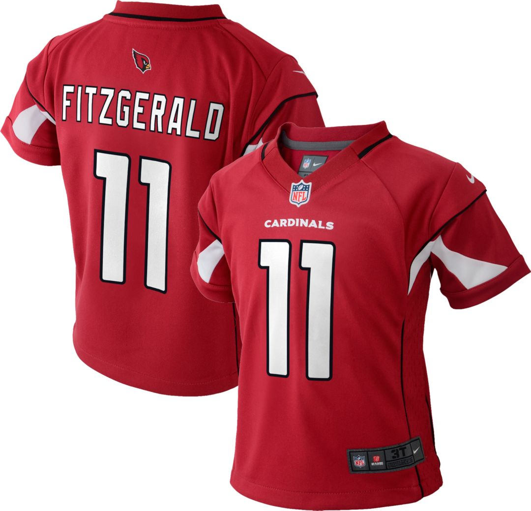 c5ae566d2a45e Nike Toddler Home Game Jersey Arizona Cardinals Larry Fitzgerald #11.  noImageFound. Previous