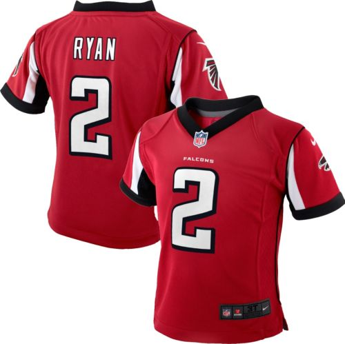 Nike Toddler Home Game Jersey Atlanta Falcons Matt Ryan #2 | DICK'S