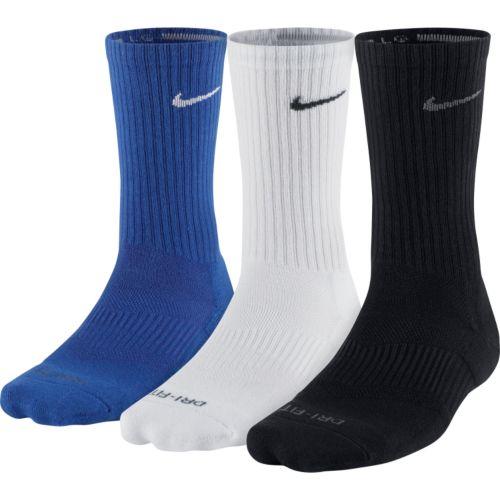 40a48188b355 Nike Dri-FIT Cushion Crew Socks 3 Pack