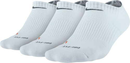 d4846a8da73 Nike Dri-FIT Half Cushion No Show Socks 3 Pack