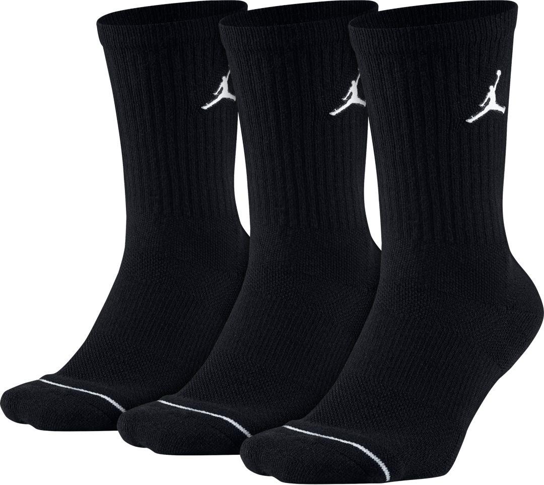 8712ea8cb74e Jordan Jumpman Crew Socks 3 Pack 1
