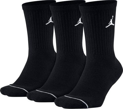 66b3704d0d0a Jordan Jumpman Crew Socks 3 Pack