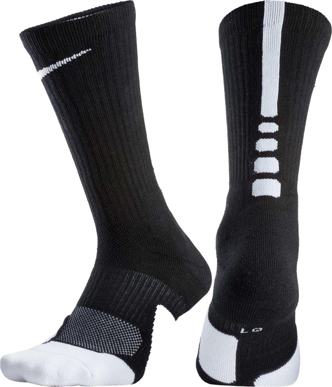 947ca891f Nike Dry Elite 1.5 Crew Basketball Socks. noImageFound. Previous