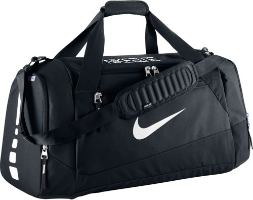 38bb6a9ad9c0 Nike Hoops Large Elite Max Air Team Duffle Bag