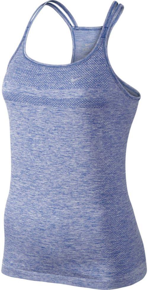 8accfc1a55b25 Nike Women s Dri-FIT Knit Tank Top
