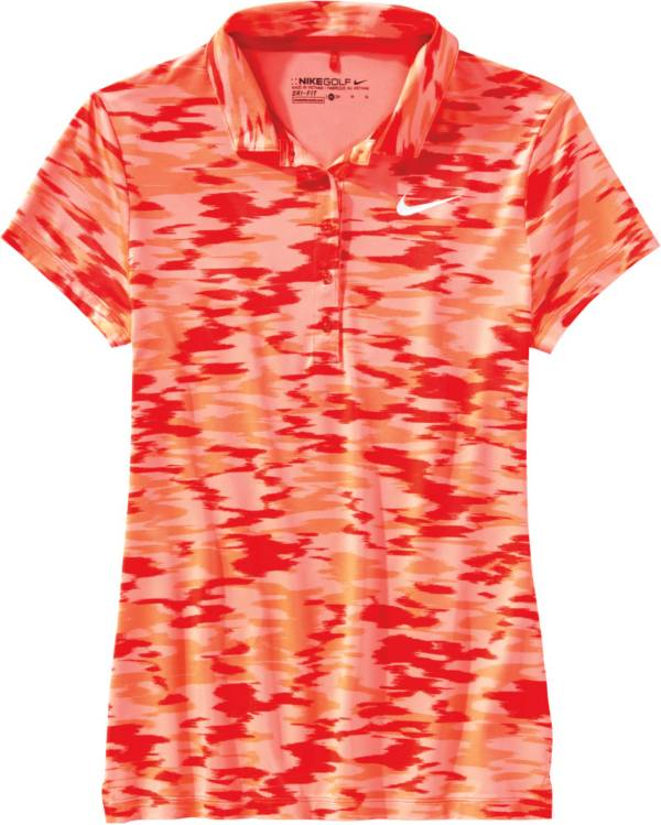 Nike Women's Victory Print Polo product image