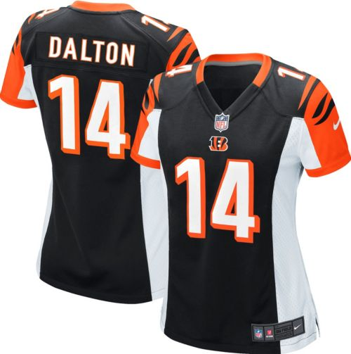 26d08ee429a Nike Women s Home Game Jersey Cincinnati Bengals Andy Dalton  14.  noImageFound. Previous