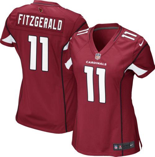 Nike Women s Home Game Jersey Arizona Cardinals Larry Fitzgerald  11.  noImageFound. Previous fb145de8d