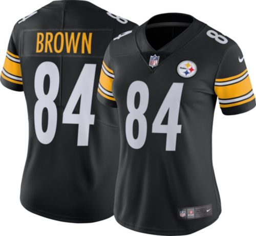 Nike Women s Home Limited Jersey Pittsburgh Steelers Antonio Brown  84.  noImageFound. Previous 0dc3f125cd