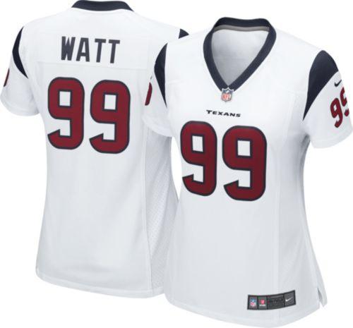 Cheap Nike Women's Away Game Jersey Houston Texans J.J. Watt #99 | DICK'S  hot sale
