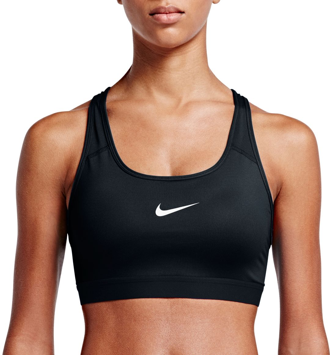 d3b0192eb5bb Nike Women's Pro Classic Padded Compression Sports Bra. noImageFound.  Previous. 1