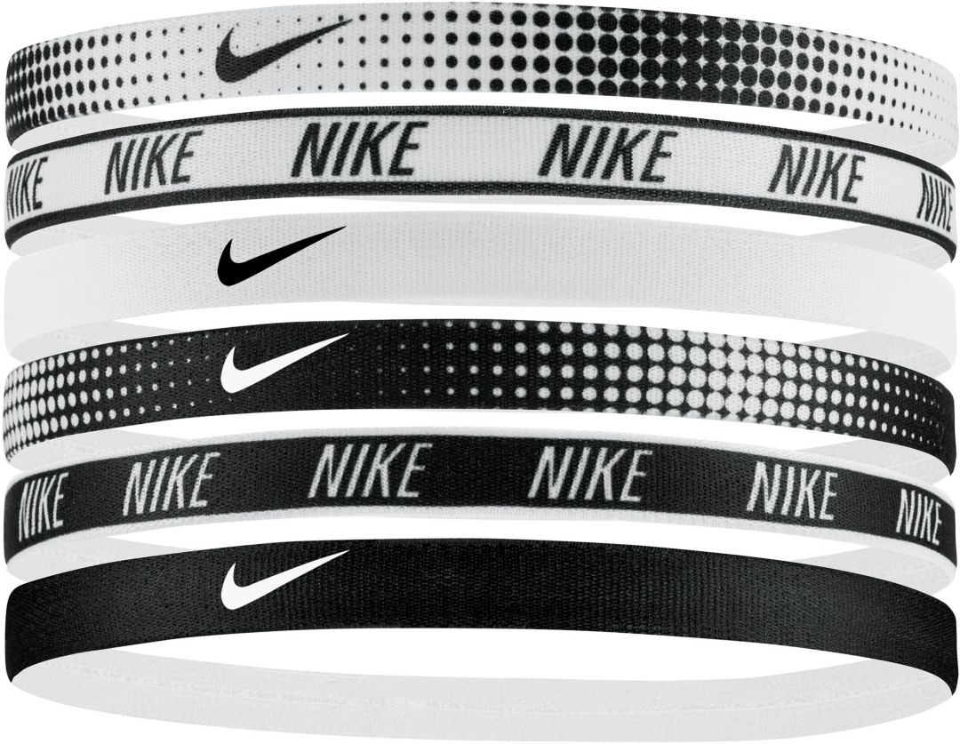 b30b13719d101 Nike Women's Swoosh Headbands – 6 Pack | DICK'S Sporting Goods