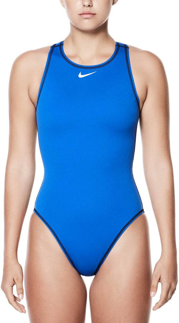 Nike Women's Solid Water Polo Swimsuit product image