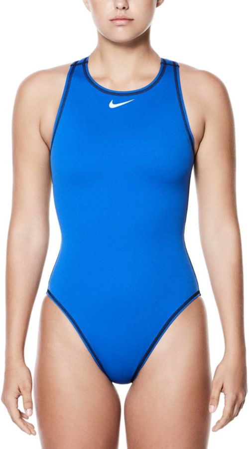 548d32895255 Nike Women s Solid Water Polo Swimsuit