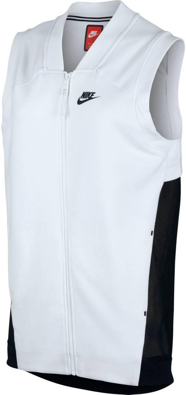 Nike Women's Tech Fleece Cocoon Mesh Full Zip Vest product image